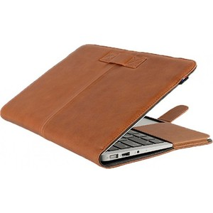 Чехол Decoded Slim Cover 11 Brown для MacBook Air (DA2MA11SC1BN)
