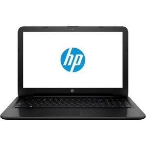 Ноутбук HP 15-ac139ur Black (P0U18EA)