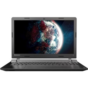 Ноутбук Lenovo IdeaPad 100-15 Black (80MJ00DTRK)