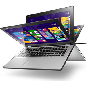 Ноутбук Lenovo IdeaPad Yoga 2 Grey (59422679)