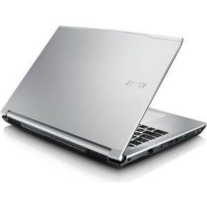 Ноутбук MSI PE60 6QE-083RU Silver (9S7-16J514-083)