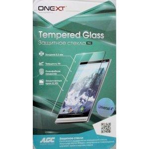 Защитное стекло Onext для дисплеев 4'' универсальное (40960)