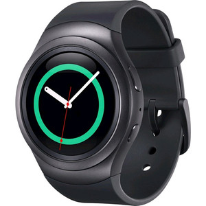 �����-���� Samsung Gear S2 Black (SM-R7200ZKASER)