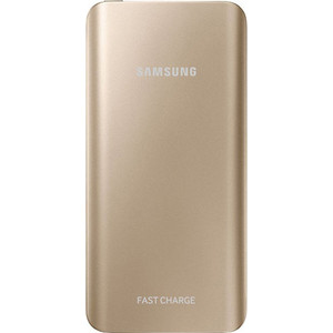 Внешний аккумулятор Samsung EB-PN920 5200mAh gold (EB-PN920UFRGRU)