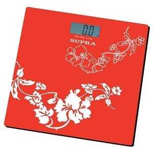 Весы Supra BSS-2000 red