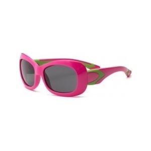 Cолнцезащитные очки Real Kids детские Breeze вишня/лайм 4-7 лет (4BRECPLM)