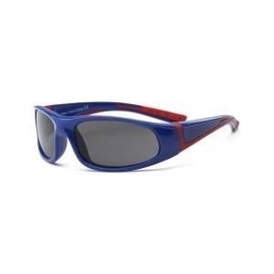 Cолнцезащитные очки Real Kids детские Bolt синий/красный 4-7 лет  (4BOLNVRD)