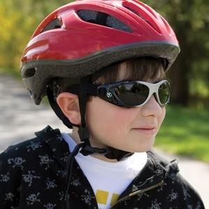 Cолнцезащитные очки Real Kids детские Hade 7-12 лет (712XTRBLKPURP)
