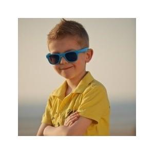 Cолнцезащитные очки Real Kids детские Серф салатовые (7URNGR)