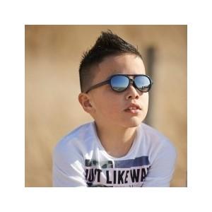Cолнцезащитные очки Real Kids детские Авиаторы синие (7KYRYL) сапоги детские ortotex ortotex сноубутсы футбол синие