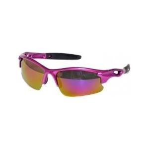 Cолнцезащитные очки Real Kids детские Blaze фиолетовые от 7-12 лет (7BLZPNK) очки лыжные n