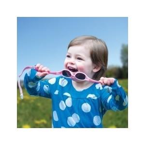 Cолнцезащитные очки Real Kids для малышей розовые (0EXPPKHP)