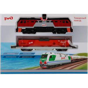 Железная дорога Играем вместе товарный поезд РЖД (9654-01)