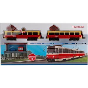 Железная дорога Играем вместе трамвай (9664T-SB)
