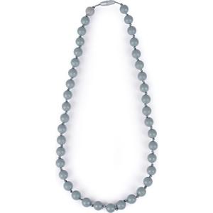 Слингобусы Itzy Ritzy Round Bead Gray (BEADNECK8003) подвеска винтажная