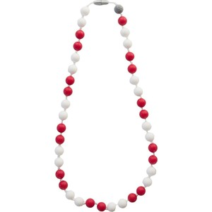 Слингобусы Itzy Ritzy Round Bead Game Day Red (BEADNECK3000)
