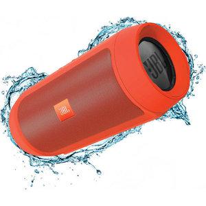 Портативная колонка JBL Charge 2 Plus orange