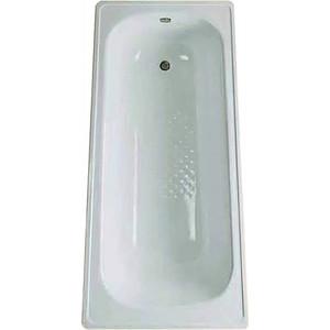 Стальная ванна Aqualux PALERMO Стальная ванна 150Х70Х36 белая без ножек AQUALUX