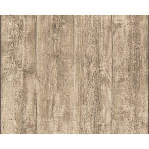 Обои виниловые AS Creation Wood & Stone 0.53 х 10 м (7088-16)