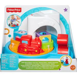 Развивающая игрушка Fisher Price поезд с волшебными кубиками (CDC13)