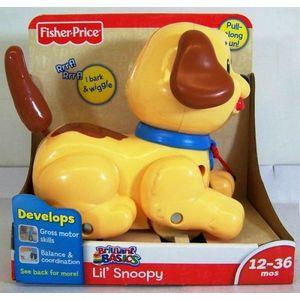 Развивающая игрушка Fisher Price веселый щенок (H9447)