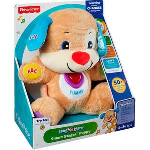 Развивающая игрушка Fisher Price ученый щенок с технологией smart stages (CJV61)