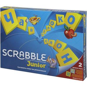 Настольная игра Mattel Scrabble джуниор детский (Y9736)