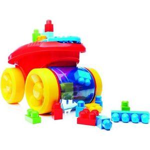 Конструктор Mattel Mega bloks first builders веселый вагончик для сбора кубиков (CNK34) от ТЕХПОРТ