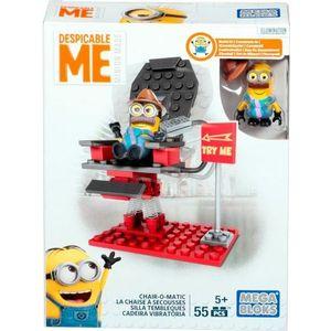 Конструктор Mattel Mega bloks миньоны шаткий стул (DKY84)