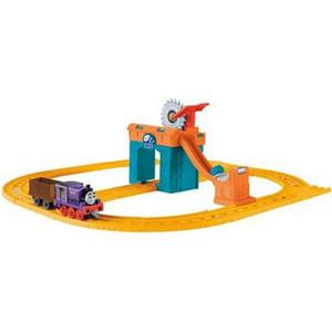Игровой набор Mattel Томас и его друзья паровозик чарли за работой (CDV08)