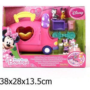 Игровой набор Mattel фургончик для любимых питомцев (X2756)