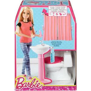 Кукла Mattel Barbie наборы для декора дома (CFG65) barbie набор для декора дома холодильник с продуктами cfg65 cfg70