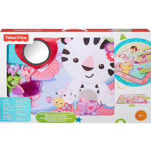 Коврик Fisher Price jumbo play mat-pink (BFL58)