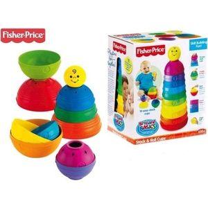 Развивающая игрушка Fisher Price развивающие стаканчики (W4472)