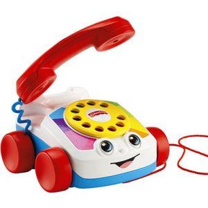 Развивающая игрушка Fisher Price говорящий телефон на колесах (CMY08)
