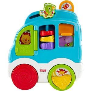 Развивающая игрушка Fisher Price игровой центр автомобиль (CMV93)