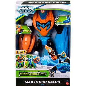 Робот Mattel Max steel огненно водяной макс стил (CDX39)