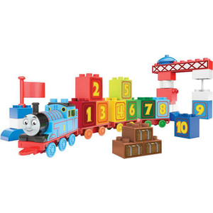 Конструктор Mattel Mega bloks Томас (CYM77) от ТЕХПОРТ