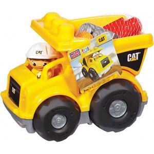 Конструктор Mattel Mega bloks cat маленький самосвал (CND88) от ТЕХПОРТ
