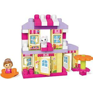 Конструктор Mattel Mega bloks first builders уютный домик (CNG26) от ТЕХПОРТ