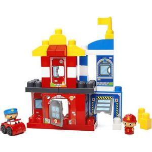 Конструктор Mattel Mega bloks first builders команда спасателей (CNG25) от ТЕХПОРТ