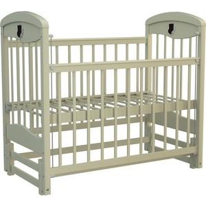 Кроватка Briciola Briciola-2 маятник продольный автоматическая слоновая кость (BR0211) кроватка briciola briciola 5 маятник поперечный ящик автоматическая слоновая кость br0511