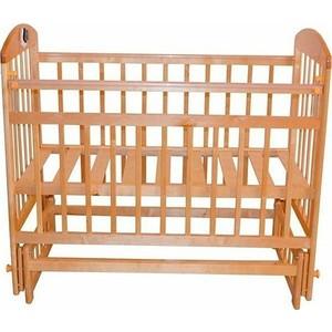Кроватка Briciola Briciola-9 маятн продольный автоматическая светлая (BR0905)