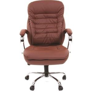 цена на Офисное кресло Chairman 795 ЭКО коричневый
