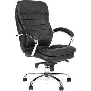 Офисное кресло Chairman 795 ЭКО черный