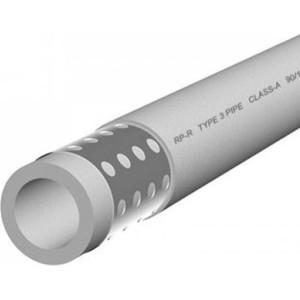Труба Pro Aqua PP-R W SDR 6 PN20/75 (4 м)