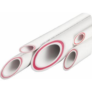 Труба Pro Aqua PP-R W RUBIS SDR 7.4 PN20/40 (стекловолокно) (4 м)