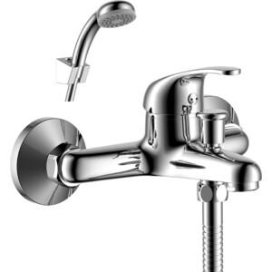 Смеситель для ванны Rossinka излив 138 мм с аксессуарами (Y35-31) блендер polaris phb 0528
