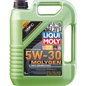 Моторное масло Liqui Moly Molygen New Generation 5W-30 5 л 9043