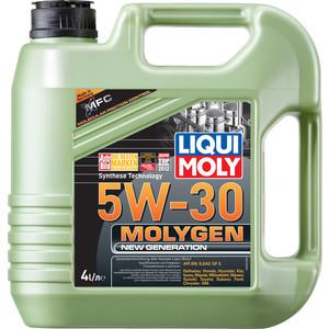 Моторное масло Liqui Moly Molygen New Generation 5W-30 4 л 9042
